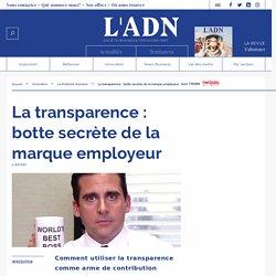 0117 Les entreprises doivent jouer de la transparence