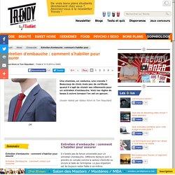 Mode : Entretien d'embauche : comment s'habiller pour assurer - L'Etudiant Trendy