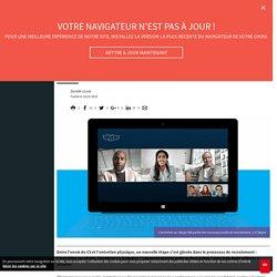 Entretien d'embauche vidéo : 3 réflexes pour assurer sur Skype - L'Etudiant