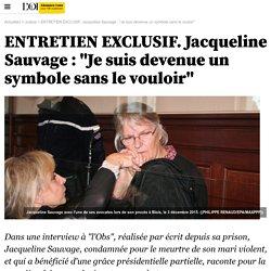 """ENTRETIEN EXCLUSIF. Jacqueline Sauvage : """"Je suis devenue un symbole sans le vouloir"""""""