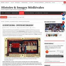 Les secrets du Graal – Entretien avec Edina Bozoky – Histoire & Images Médiévales