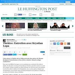 Théâtre: Entretien avec Krystian Lupa