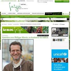 Entretien de la Plume du Mainate avec Philippe Marais