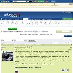 entretien et réparation de votre mini : tous les tarifs en page 1 - Mini