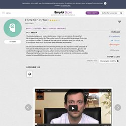 Entretien virtuel