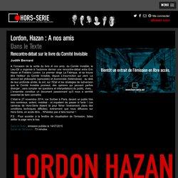 Hors-Série - Des entretiens filmés avec de la vraie critique dedans
