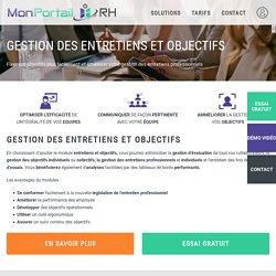 Gestion des Entretiens professionnels - Logiciel RH