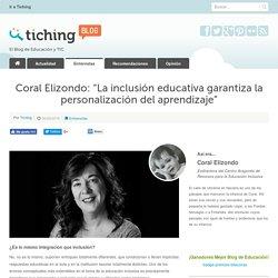 Entrevista a Coral Elizondo