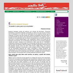Entrevista a Joaquim Sempere