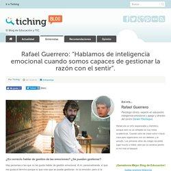 Entrevista a Rafael Guerrero