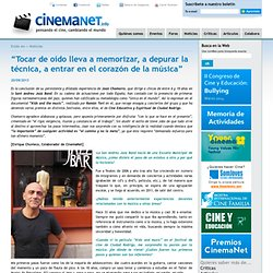 Entrevista a Joan Chamorro