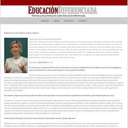 Entrevista a María Calvo