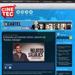 """Entrevista con Damián Szifron, director de """"Relatos Salvajes"""" » 24 x Segundo"""