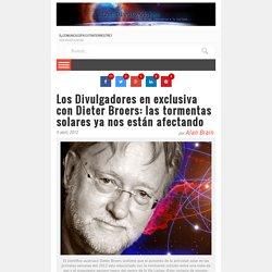 Entrevista exclusiva con Dieter Broers sobre las tormentas solares