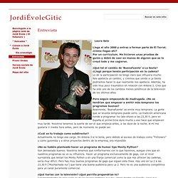 Entrevistes - JordiÉvoleGitic
