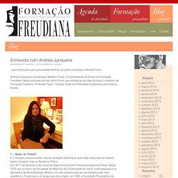 Entrevista com Andréa Junqueira