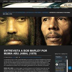 Entrevista a Bob Marley por Mumia Abu Jamal (1979) – Radio Zapote