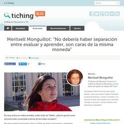 Entrevista a Meritxell Monguillot