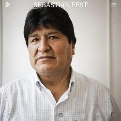 """Entrevista a Evo Morales: """"Mi mayor error fue haberme presentado por cuarta vez"""" -"""