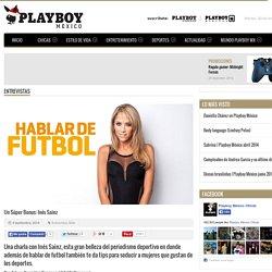 Inés Sainz entrevista en Playboy