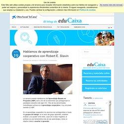 entrevista robert Slavin - Hablamos con ...