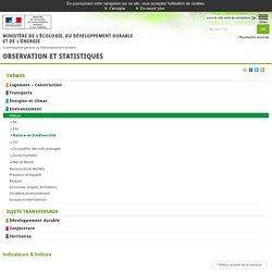 MEDDE - JUILLET 2014 - Espèces introduites et envahissantes en France métropolitaine