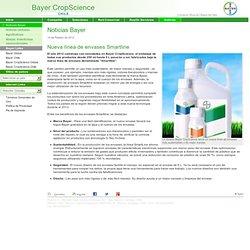 Nueva línea de envases Smartline...- Bayer CropScience Chile