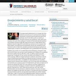 Portal de Salud y Envejecimiento en las Amércias