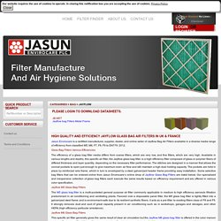 Jayflow Glass Bag Air Filters Online Seller