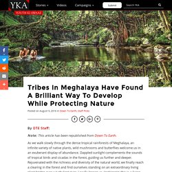 How Meghalayan Tribes Are Protecting The Environment Despite Development