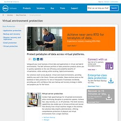 Vizioncore -> Solutions That Enhance VMware!
