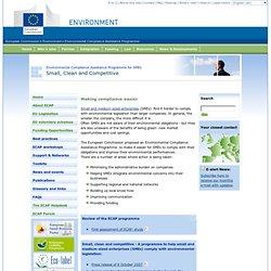 Environmental Compliance Assistance Programme