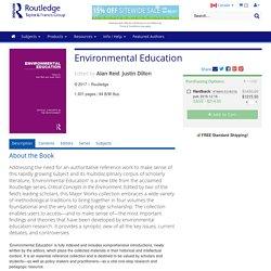Environmental Education (Hardback)