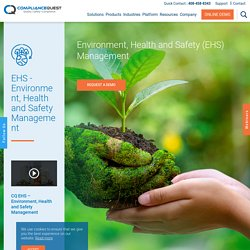 What is EHS? Why environmental health and Safety (EHS) is important?