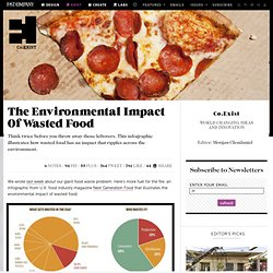 The Environmental Impact Of Wasted Food