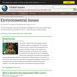 essays on global environmental problems We have provided many essay on environmental issues to help students some of the topics are like environment, global warming, pollution, deforestation, water.