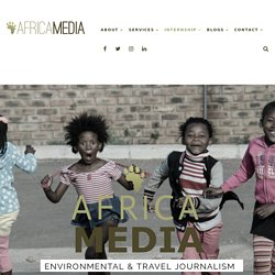 environmental journalism training in south africa