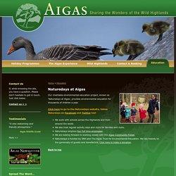 Aigas - Environmental Education