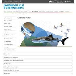 Environmental Atlas of Abu Dhabi Emirate - OffshoreWaters SeaToSummit