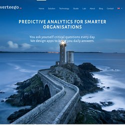 Verteego - Energy and carbon management technology