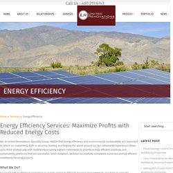 Multifamily Energy Efficiency & Environmental Friendly Housing - URSpecialtyGroup