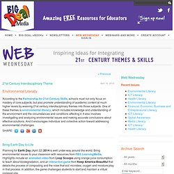 November 13, 2013 Media Literacy - Web Wednesday - Big Deal Media