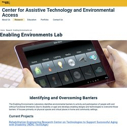 Center for Assistive Technology and Environmental Access