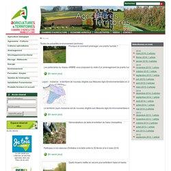 liste-archives-environnement - Chambre d'agriculture de Maine-et-Loire