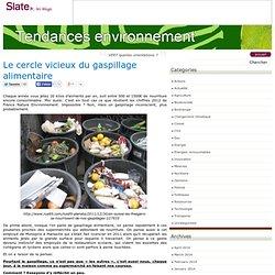 Tendances Environnement » Le cercle vicieux du gaspillage alimentaire