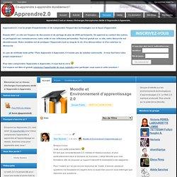 Moodle et Environnement d'apprentissage 2.0