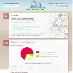 Poitiers - Mon Environnement en Nouvelle-Aquitaine