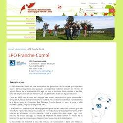 LPO Franche-Comté - La maison de l'environnement de Bourgogne Franche-Comté La maison de l'environnement de Bourgogne Franche-Comté -