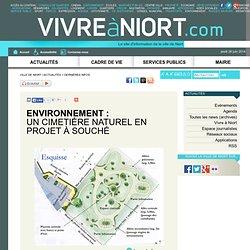 Environnement : Un cimetière naturel en projet à Souché