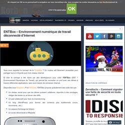 ENTBox - Environnement numérique de travail déconnecté d'Internet
